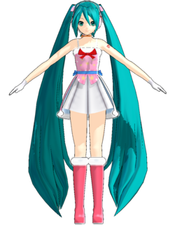 Miku Im@as by Redstone