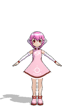 Sora pink Isao