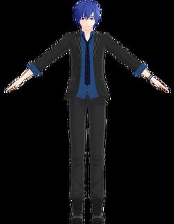 KAITO jacket by biyo