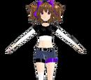 Komi Natsume Redesign (SketchyMod)