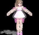 Sasara Satou Sapphire-style (SapphireRose-chan)