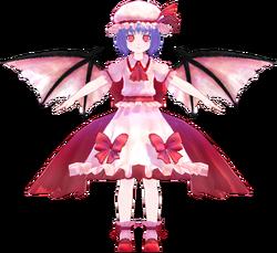 Remilia Scarlet by Ginjishi