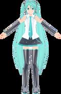 Miku Hatsune V3 MeerkatQueen