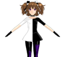 Komi Natsume Redesign Meltdown (SketchyMod)