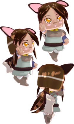 Cadpuppy - MMD Wiki - By Mole