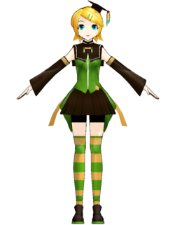Rin Scholar style by Uri