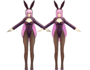 Luka Bunny Pmd & Pmx by Montecore