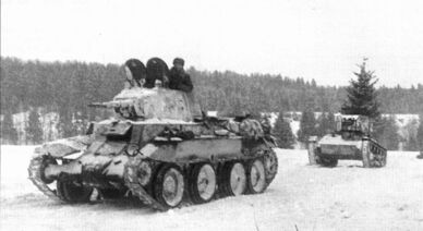 T 26 and BT 7