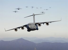C-17 globemaster iii screensaver 27639