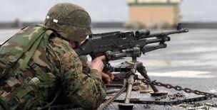 M240G Marine Tripod