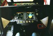 ROOIVALK COCKPIT