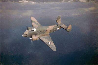 800px-Lockheed A-29 Hudson USAAF in flight c1941