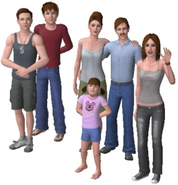 Parker Sims 3