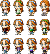 Siobhan's Outfits