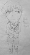 El Blanky Drawing