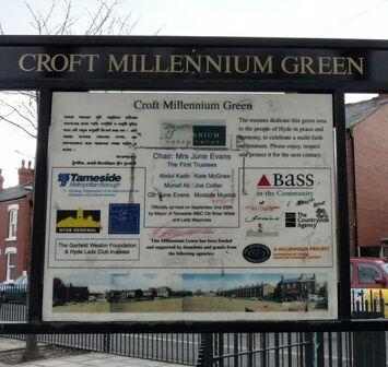 Croft Millennium Green- 1141169 Wikicom