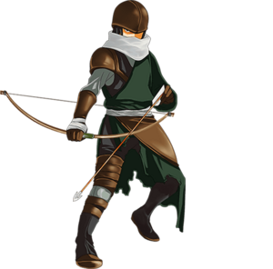 Soldier Bow A Render