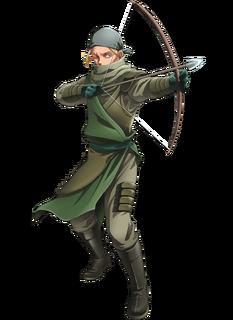 Soldier Bow B Render