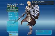 Shield of Light Gellius