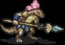 Desert Lizard Spearman