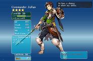 Commander-Julian