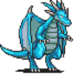 Blue Dragon (Walking)