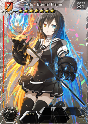 Arts - Eternal Flame sm