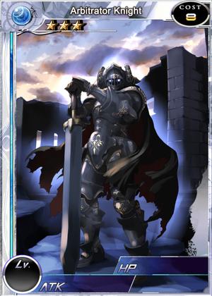 Arbitrator Knight m