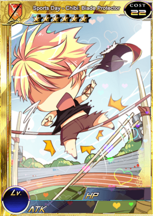 Sports Day - Chibi Blade Protector sm