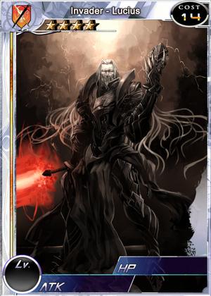 Invader - Lucius 1