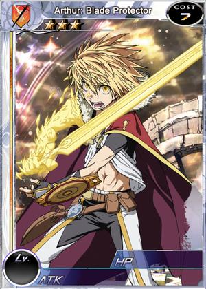Arthur - Blade Protector m
