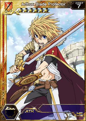 Arthur - Blade Protector (SR+) s1