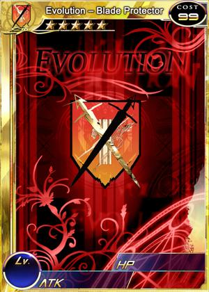 Evolution - Blade Protector m