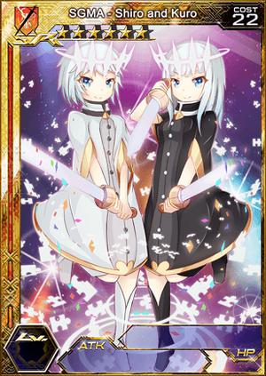 SGMA - Shiro and Kuro m