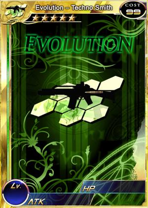 Evolution - Techno Smith 1