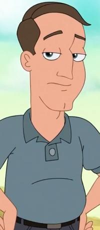 Mr. Brulee portrait