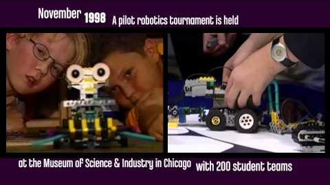 LEGO® MINDSTORMS® - 15 Years of LEGO MINDSTORMS