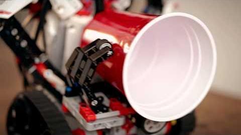 LEGO® MINDSTORMS EV3 Cup Drop
