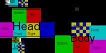 Boar template 512x256