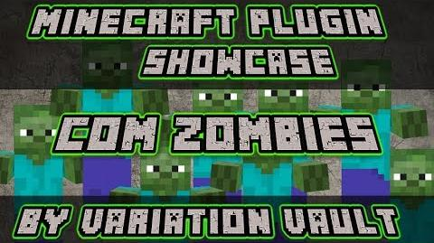 Call of Minecraft Zombies COD Bukkit Plugin