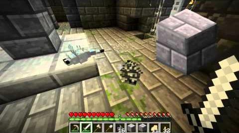 Minecraft Mobs Silverfish