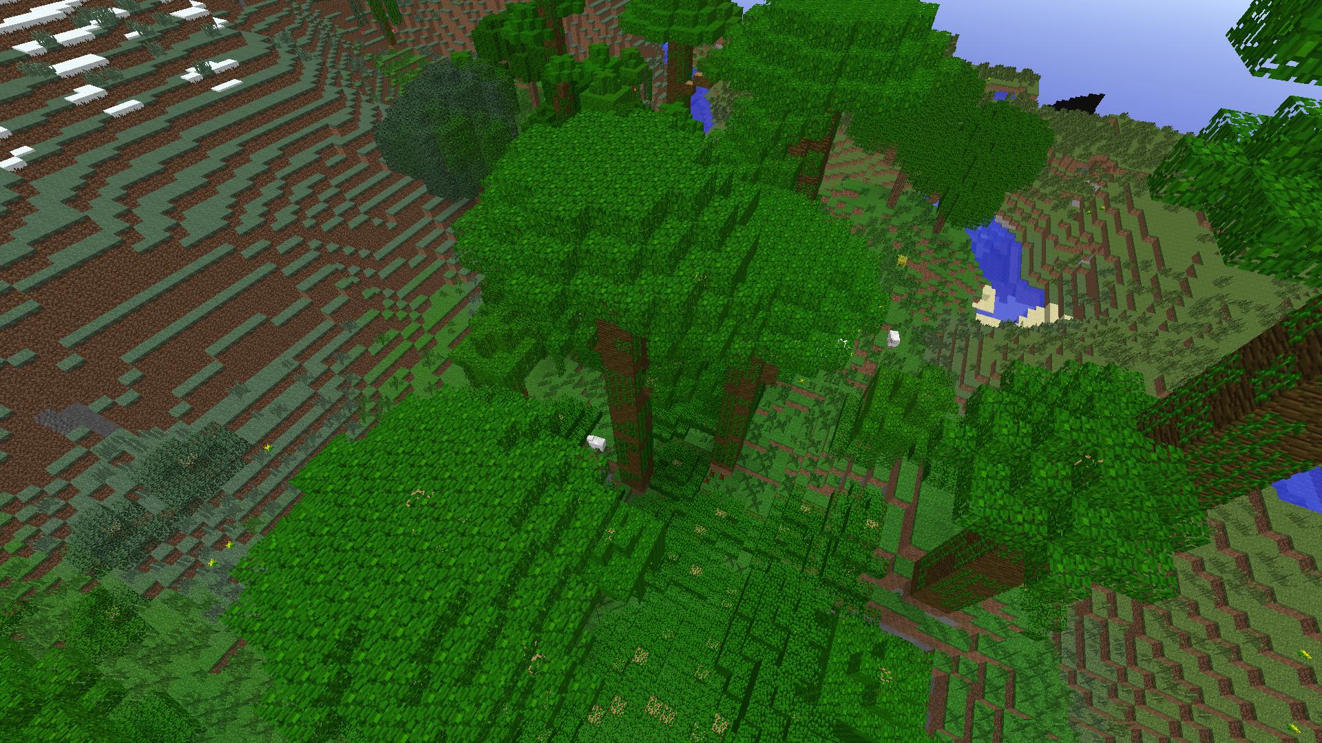 Minecraft Wiki Jungle Sapling - Bukalah o
