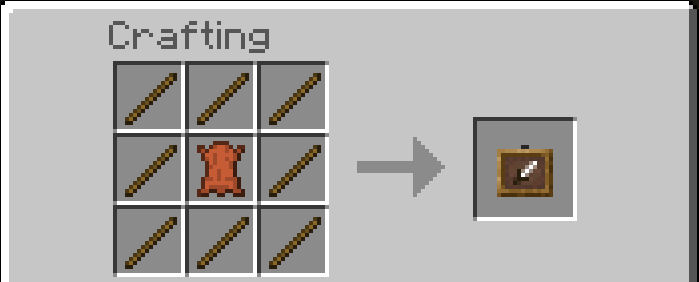 How To Make Frames In Minecraft | Frameswalls.org