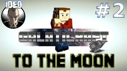 Galacticraft Tutorial - To The Moon - Minecraft Mod