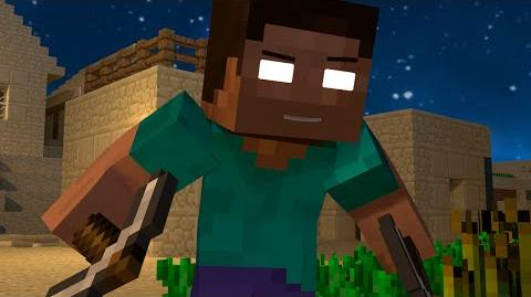 """♬ """"Take Me Down"""" - Minecraft Parody of Drag Me Down by One Direction ♬"""