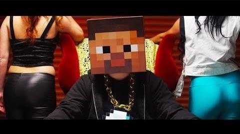 Get Off My Block (MINECRAFT RAP) Music Video - TryHardNinja feat CaptainSparklez