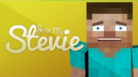 """""""Join Me Stevie"""" - A Minecraft Parody of Carly Rae Jepsens' Call Me Maybe (Music Video)"""
