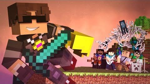 """New World"" - A Minecraft Parody of Coldplay's Paradise (Music Video)"