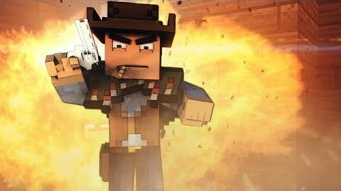 """♫ """"My Revolver"""" - A Minecraft Parody of """"Wake Me Up"""" By Avicii"""