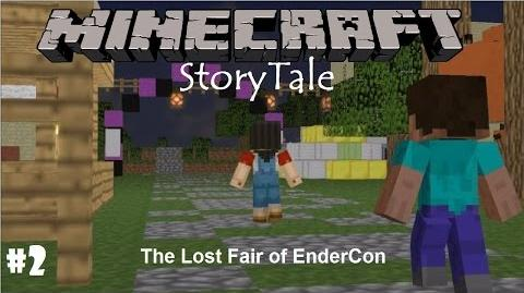 (MMD) Minecraft StoryTale PART 2 - The Lost Fair of Endercon